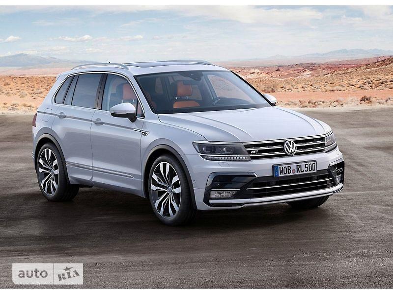Volkswagen Tiguan New 1.4 TSI MT (150 л.с.) Comfortline