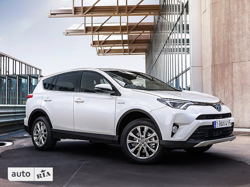 Toyota Rav 4 New 2.0 CVT (146 л.с.) 2WD Live