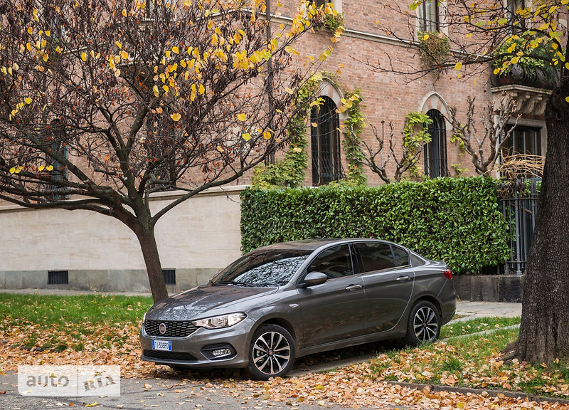 Fiat Tipo 1.3D МТ (95 л.с.) Mid