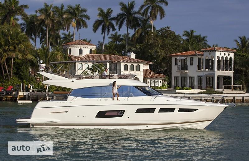 Prestige Yachts Flybridge Line 590