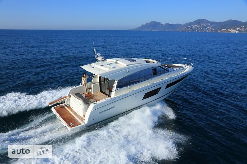 Prestige Yachts Coupe Line 460 S