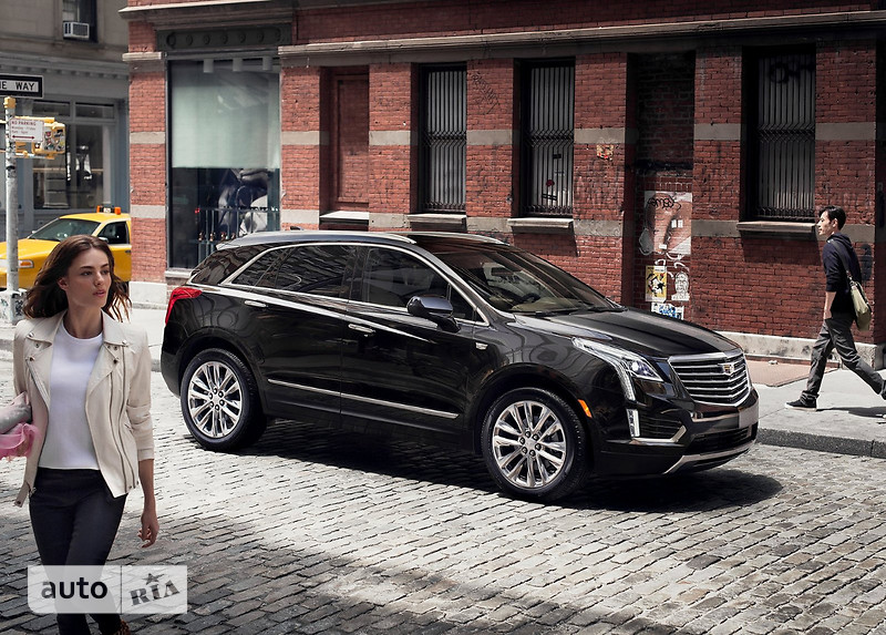 Cadillac XT5 3.6 AT (310 л.с.) Luxury
