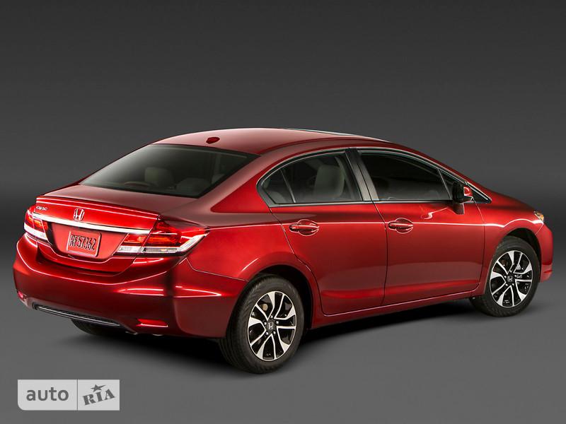 Honda Civic LS