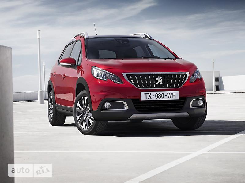 Peugeot 2008 PureTech 1.2 AT (110 л.с.) Start/Stop Active