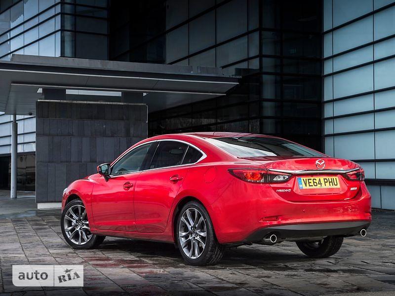 Mazda 6 Drive EAJ