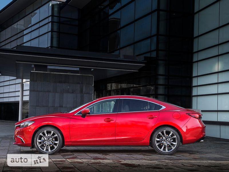 Mazda 6 2.0 АT (165 л.с.) Touring EAL
