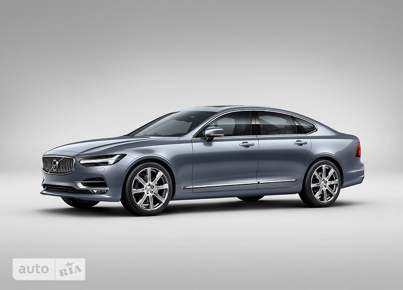 Volvo S90 D4 2.0D MТ (190 л.с.) Inscription