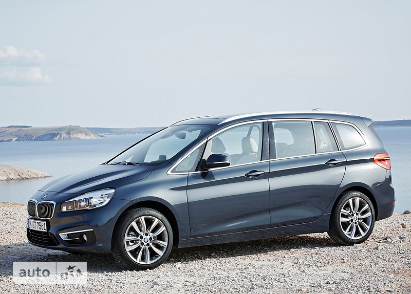 BMW 2 Series Gran Tourer 220d MT (190 л.с.) xDrive base