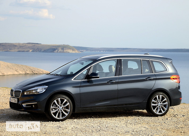 BMW 2 Series Gran Tourer 218d MT (150 л.с.) base
