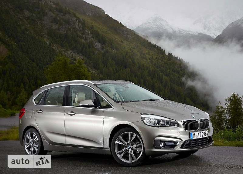 BMW 2 Series  Active Tourer 218d MT (150 л.с.) base