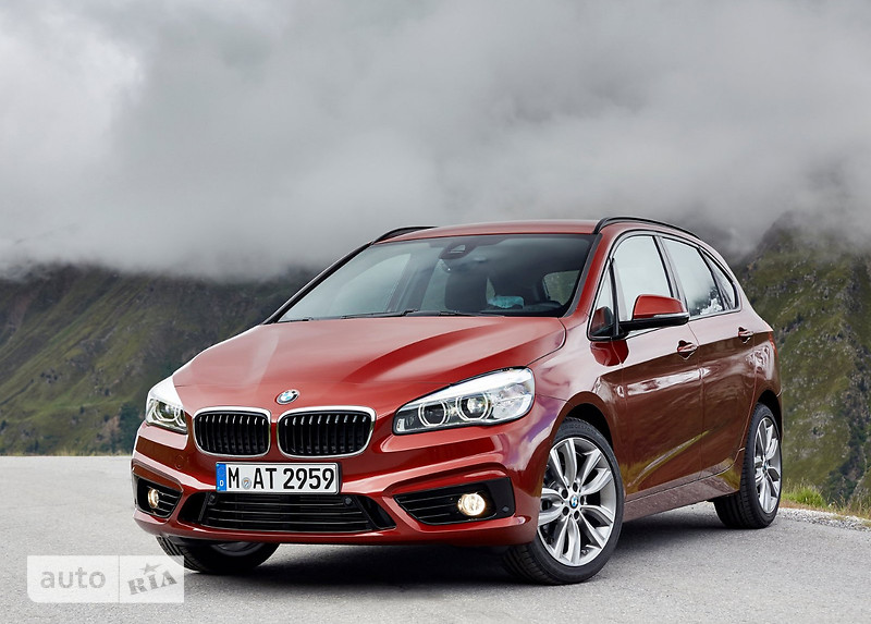 BMW 2 Series  Active Tourer 220d MT (190 л.с.) base