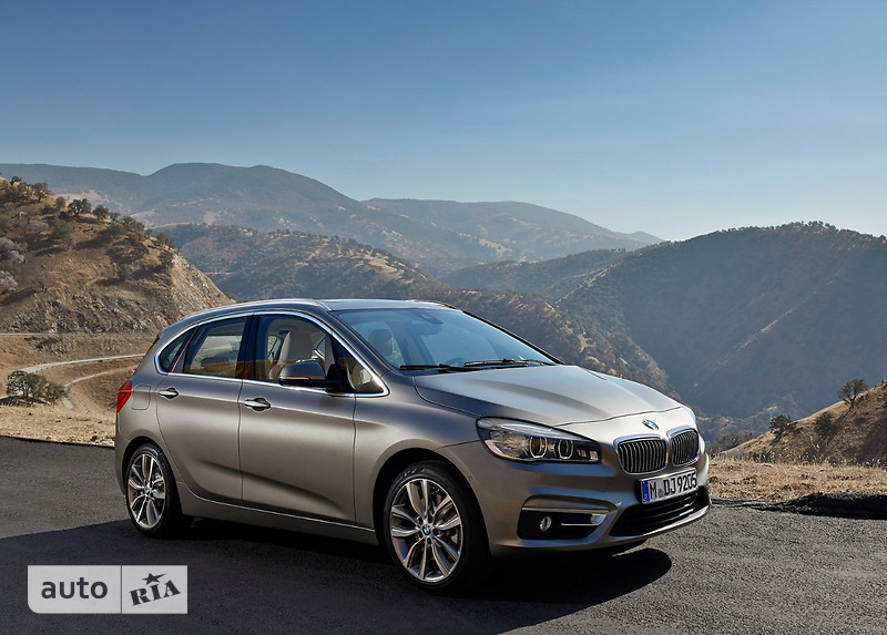 BMW 2 Series  Active Tourer 218d MT (150 л.с.) xDrive base