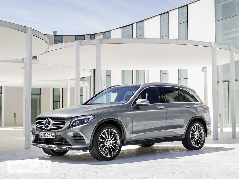 Mercedes-Benz GLC-Class GLC 220d AT (170 л.с.) 4Matic