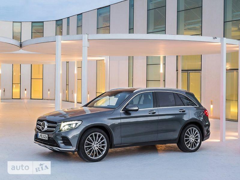 Mercedes-Benz GLC-Class GLC 250 AT (211 л.с.) 4Matic