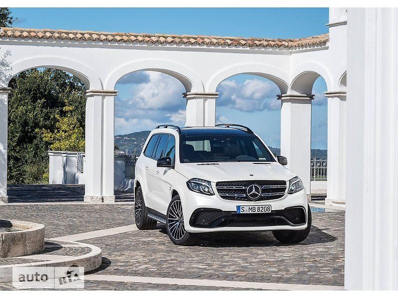 Mercedes-Benz GLS-Class GLS 400 AT (333 л.с.) 4Matic