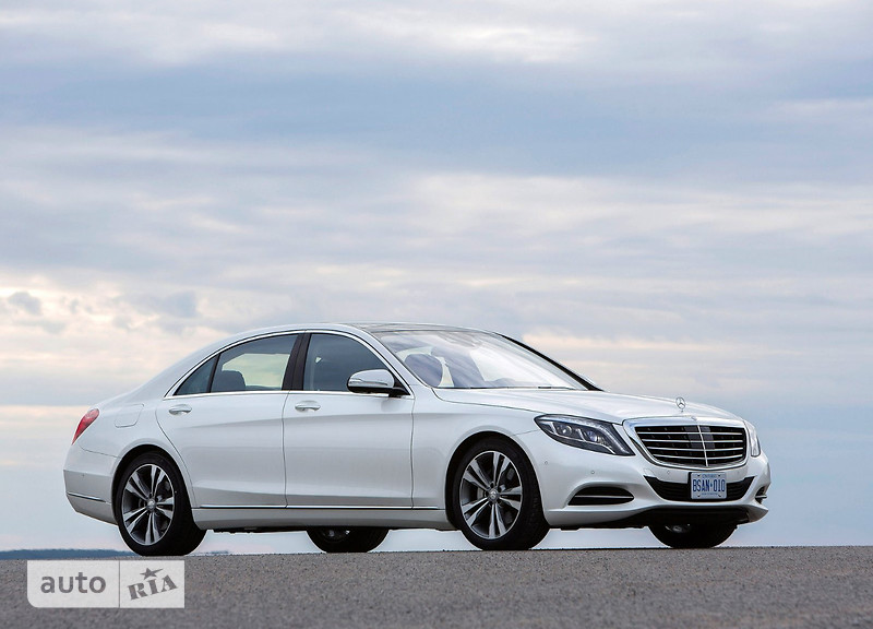 Mercedes-Benz S-Class S 320 AT (272 л.с.)