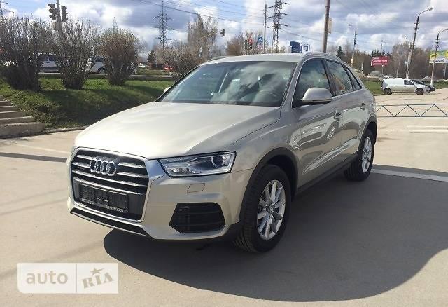 Audi Q3 Basic