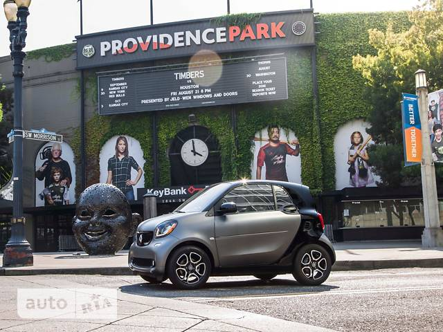 Smart Fortwo 0.9 МТ (90 л.с.) Passion