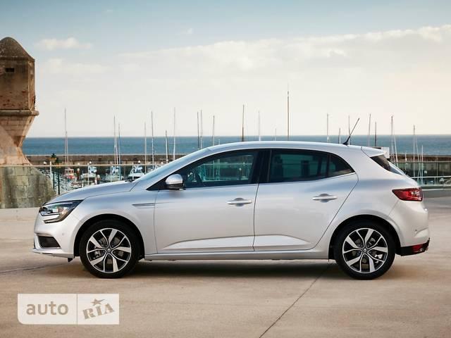 Renault Megane New 1.2 AT (130 л.с.) Intense