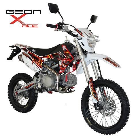Geon X-Ride 125 Enduro Pro