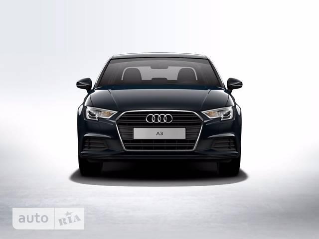 Audi A3 1.0 TFSI S-tronic (116 л.с.) Basis