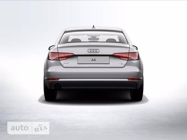 Audi A4 2.0 TFSI S-tronic (190 л.с.) Basis