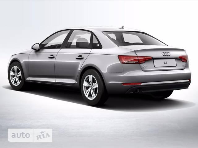 Audi A4 1.4 TFSI S-tronic (150 л.с.) Basis