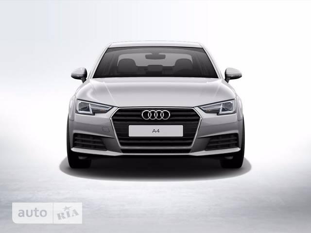 Audi A4 2.0 TDI S-tronic (190 л.с.) Quattro Basis