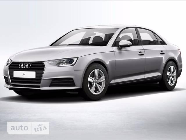 Audi A4 2.0 TFSI S-tronic (252 л.с.) Quattro Basis