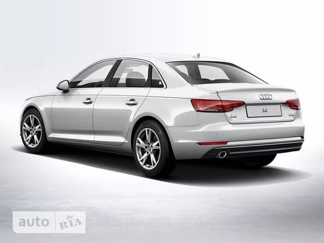 Audi A4 1.4 TFSI S-tronic (150 л.с.) Sport