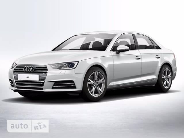 Audi A4 2.0 TFSI S-tronic (190 л.с.) Sport
