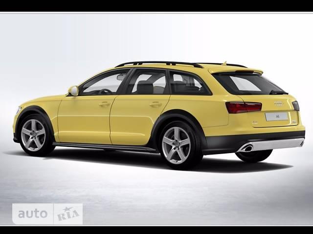 Audi A6 Allroad 3.0 TFSI S-tronic (333 л.с.) Quattro