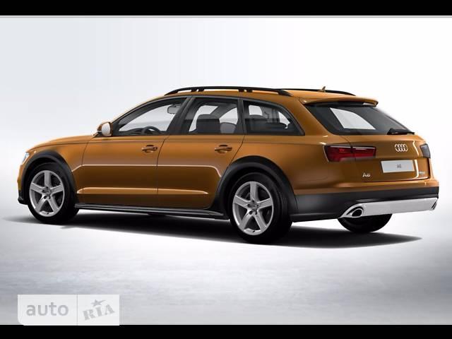 Audi A6 Allroad 3.0 TDI S-tronic (272 л.с.) Quattro