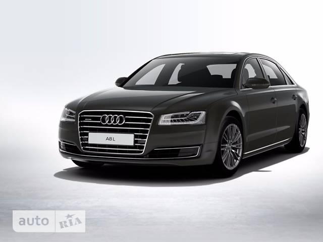 Audi A8 L 3.0 TDI Tip-tronic (262 л.с.) Quattro