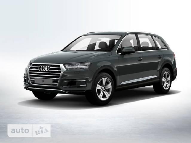 Audi Q7 3.0 TFSI Tip-tronic (333 л.с.) Quattro