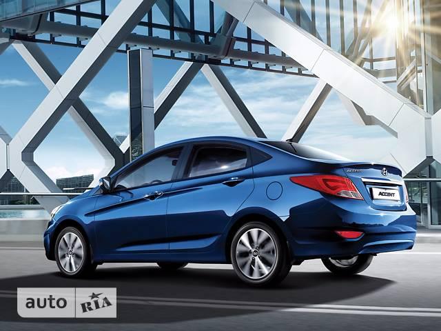 Hyundai Accent 1.6D AТ (136 л.с.) Diesel