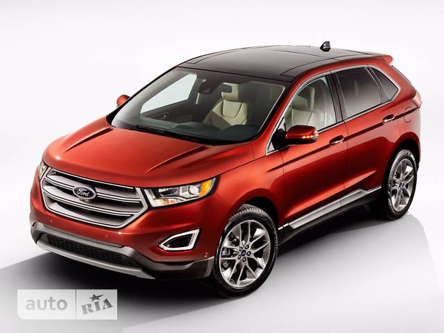 Ford Edge 2.0D AT (210 л.с.) 4WD Titanium