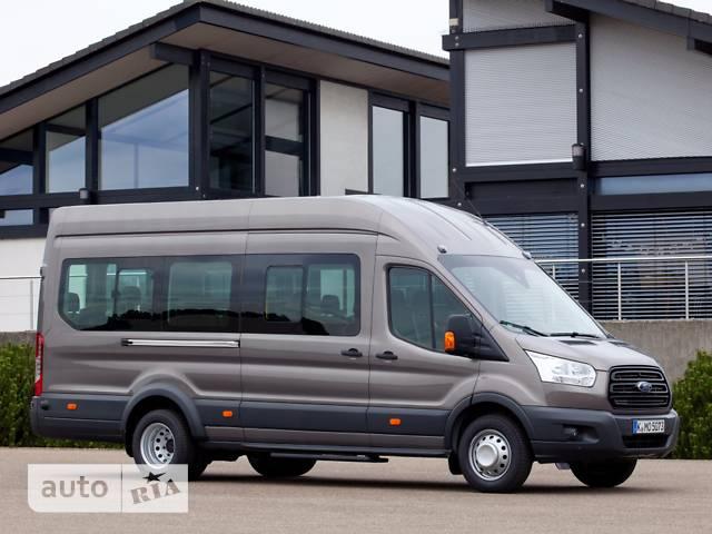 Ford Transit пасс. Minibus R460L4H3 (125 л.с.) LWB Trend