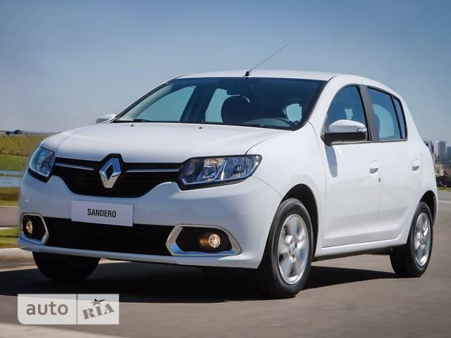Renault Sandero 1.0 MT (73 л.с.) Life