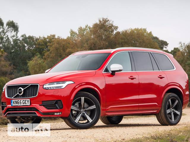 Volvo XC90 D4 2.0 8AT (190 л.с.) FWD VED4 R-Design