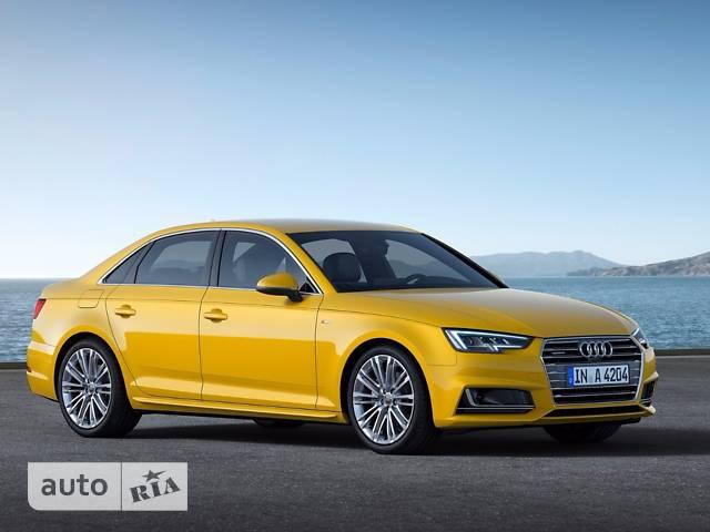 Audi A4 2.0 TDI S-tronic (190 л.с.) Quattro S-line