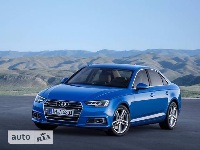 Audi A4 2.0 TDI S-tronic (190 л.с.) S-line