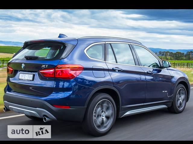 BMW X1 F48 18d MT (150 л.с.) sDrive base