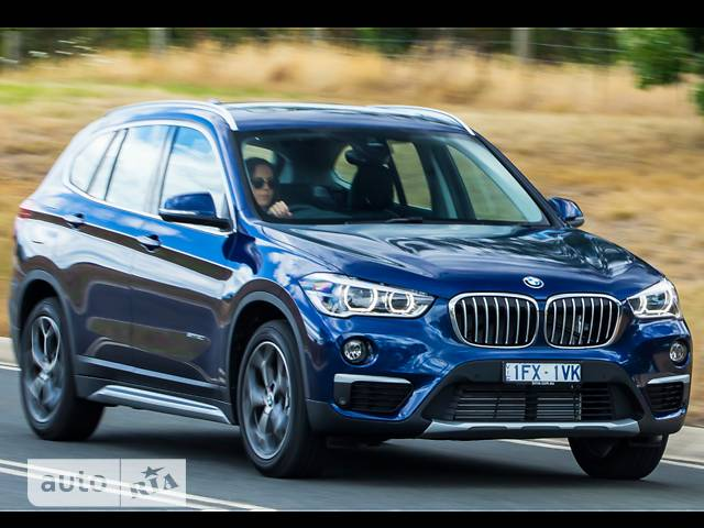 BMW X1 F48 20d MT (190 л.с.) sDrive base