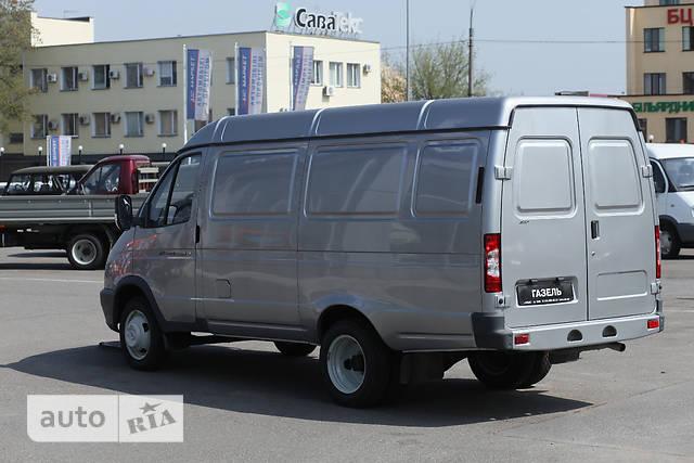ГАЗ 2705 Газель 2705-750