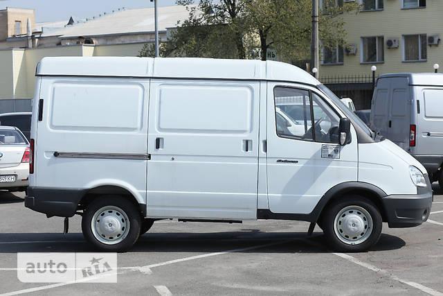 ГАЗ 2752 Соболь 2752-757