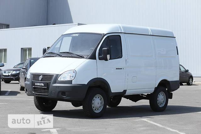 ГАЗ 2752 Соболь 27527-758 (4х4)