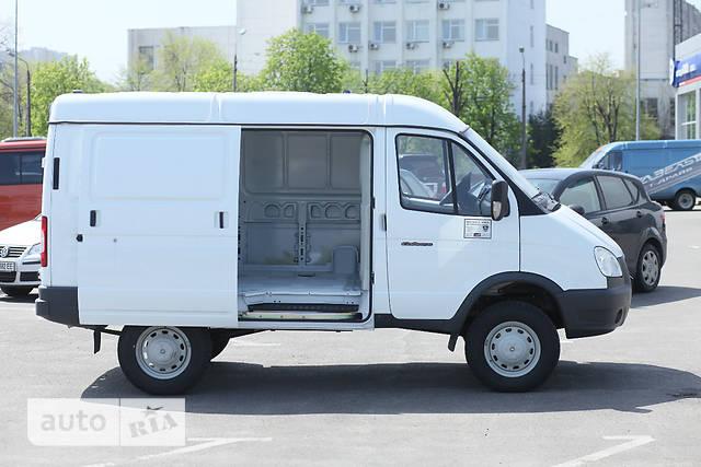 ГАЗ 2752 Соболь 27527-753 4х4