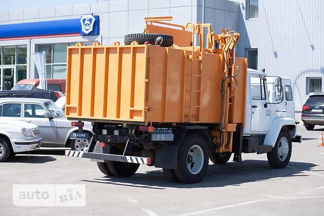 ГАЗ 3309 МБЗ-7.5 (149 л.с.)