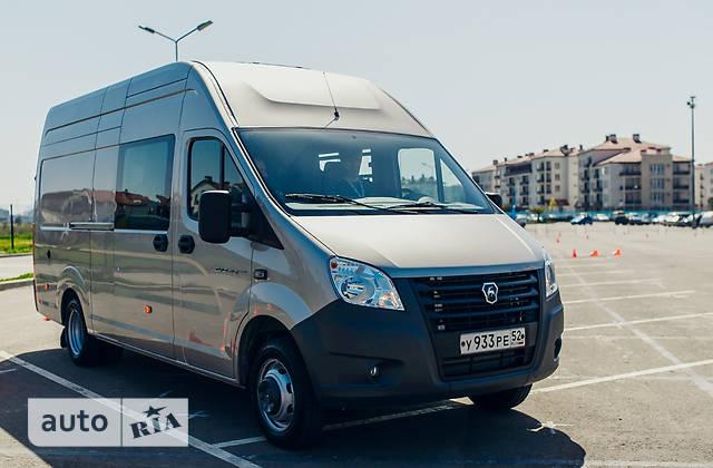 ГАЗ Next А32R33-60 ST/SA